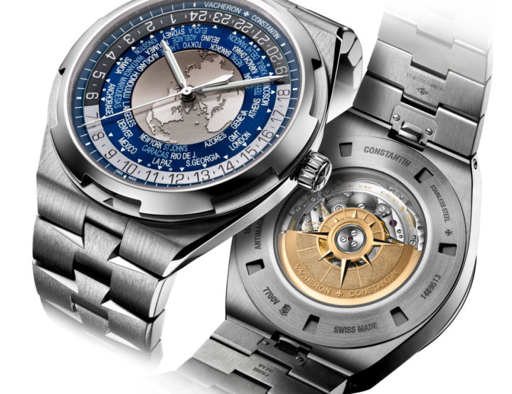 Der neue Vacheron Constantin Overseas World Time Chronograph
