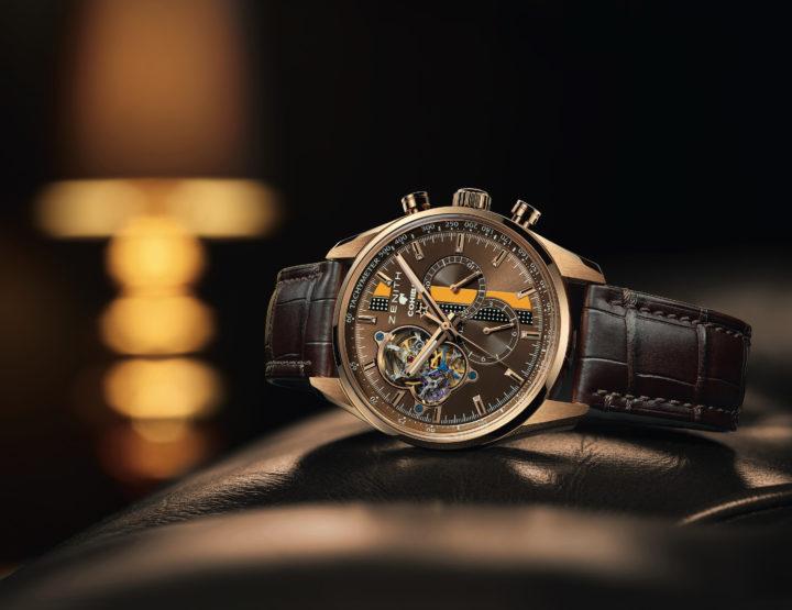 Eine neue Zenith El Primero Uhr zum Cohiba-Jubiläum