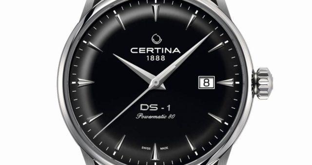 Die neue Certina DS-1 Powermatic 80