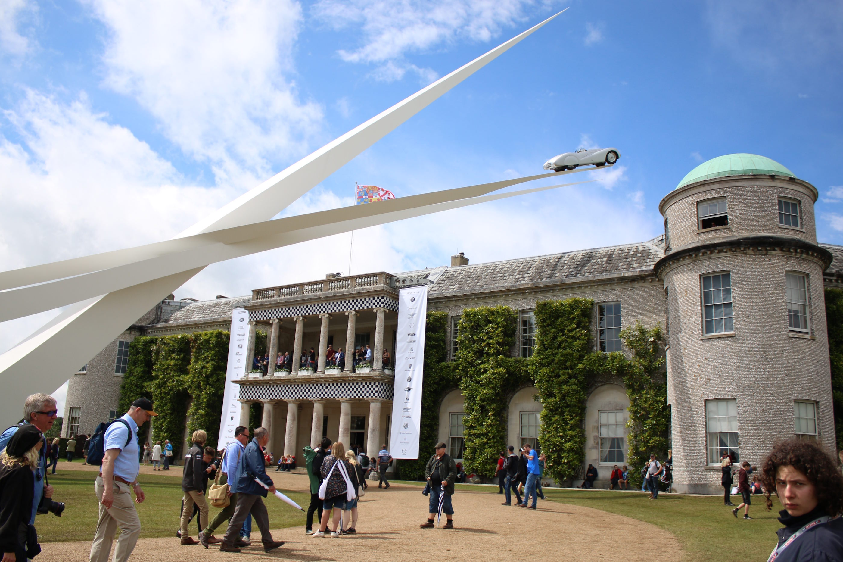 Das Goodwood House