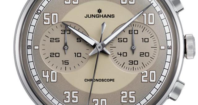 Die Junghans Meister Driver Chronoscope