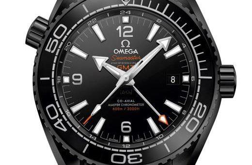 Die neue Omega Seamaster Planet Ocean Deep Black