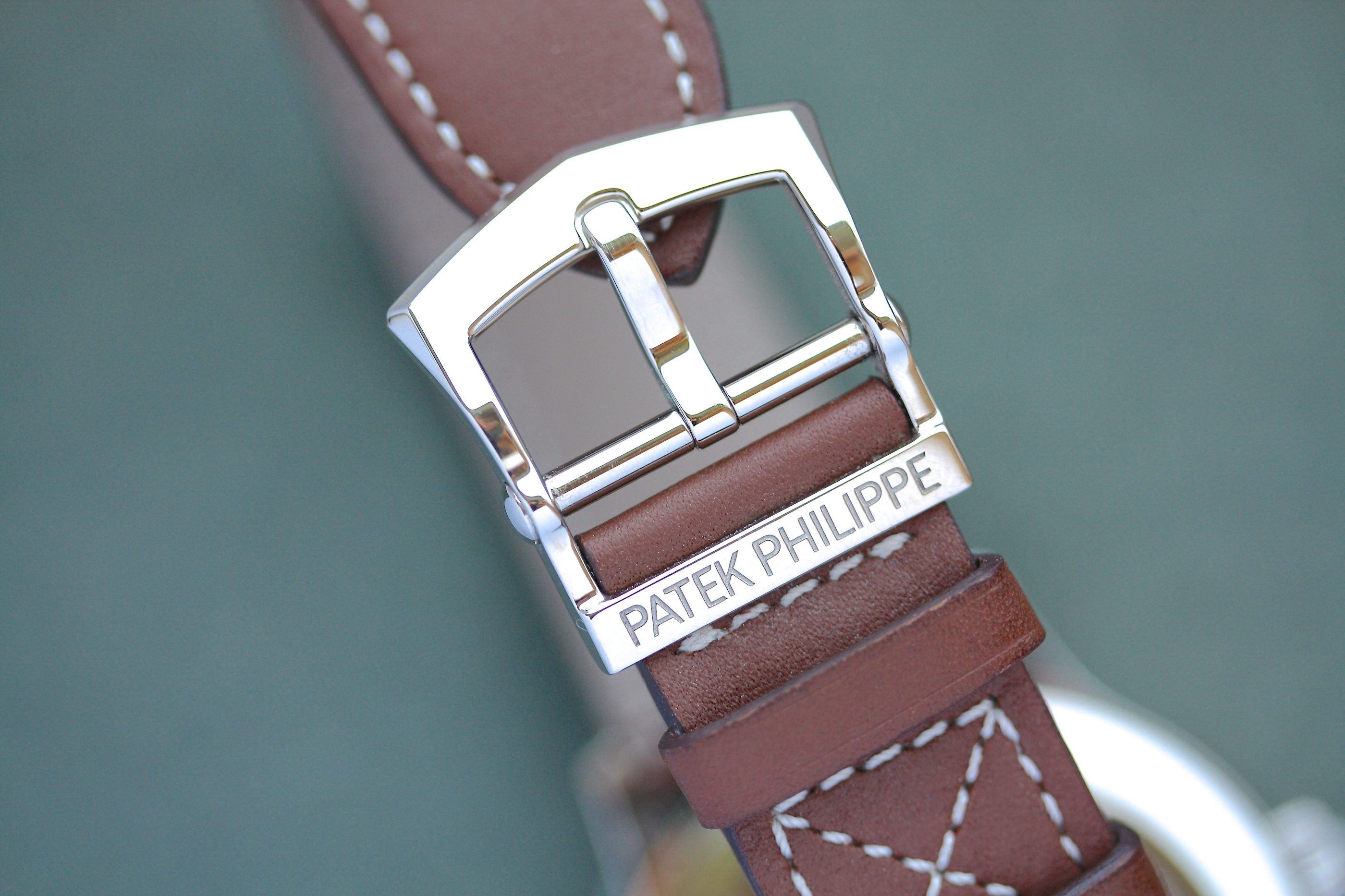 Die Patek Philippe Calatrava Pilot Travel Time