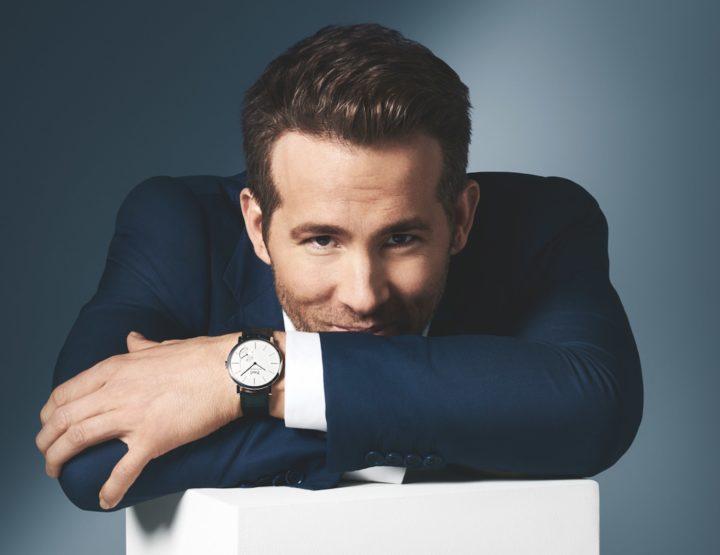 Ryan Reynolds wird Markenbotschafter von Piaget