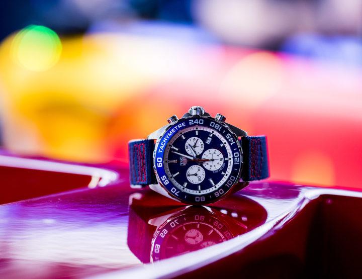 TAG Heuer: Neue Sondereditionen zur F1-Partnerschaft