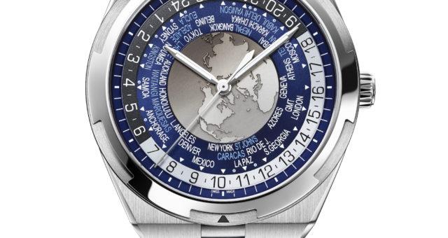 Vacheron Constantin präsentiert die Overseas World Time