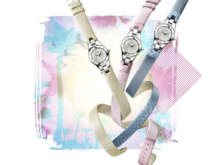 Baume & Mercier: neue Linea Armbänder