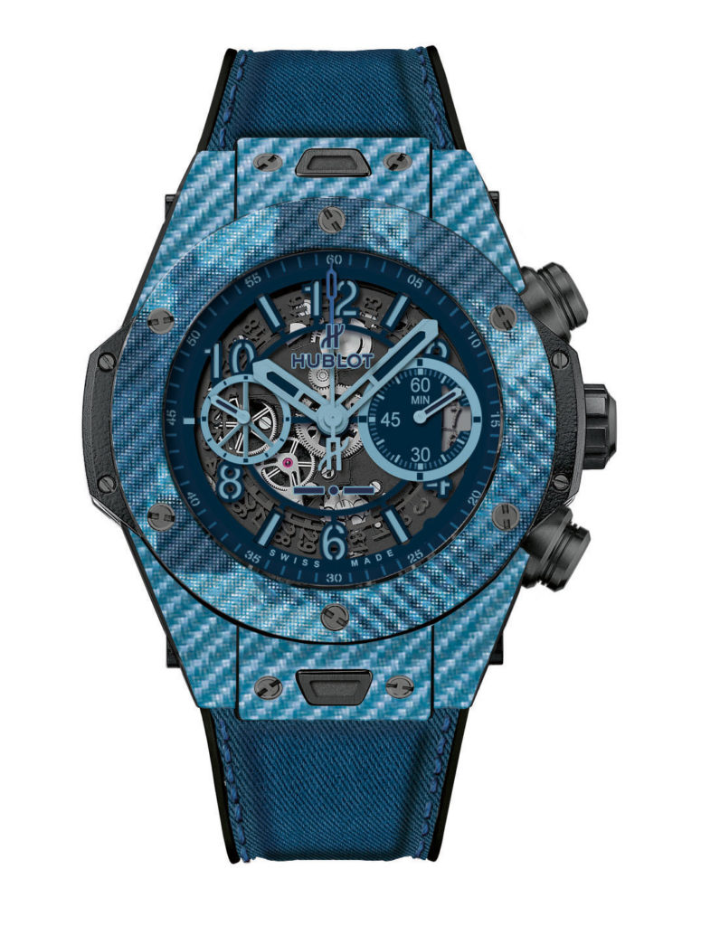 Hublot Big Bang Unico Italia Independent, um 25.900 Euro