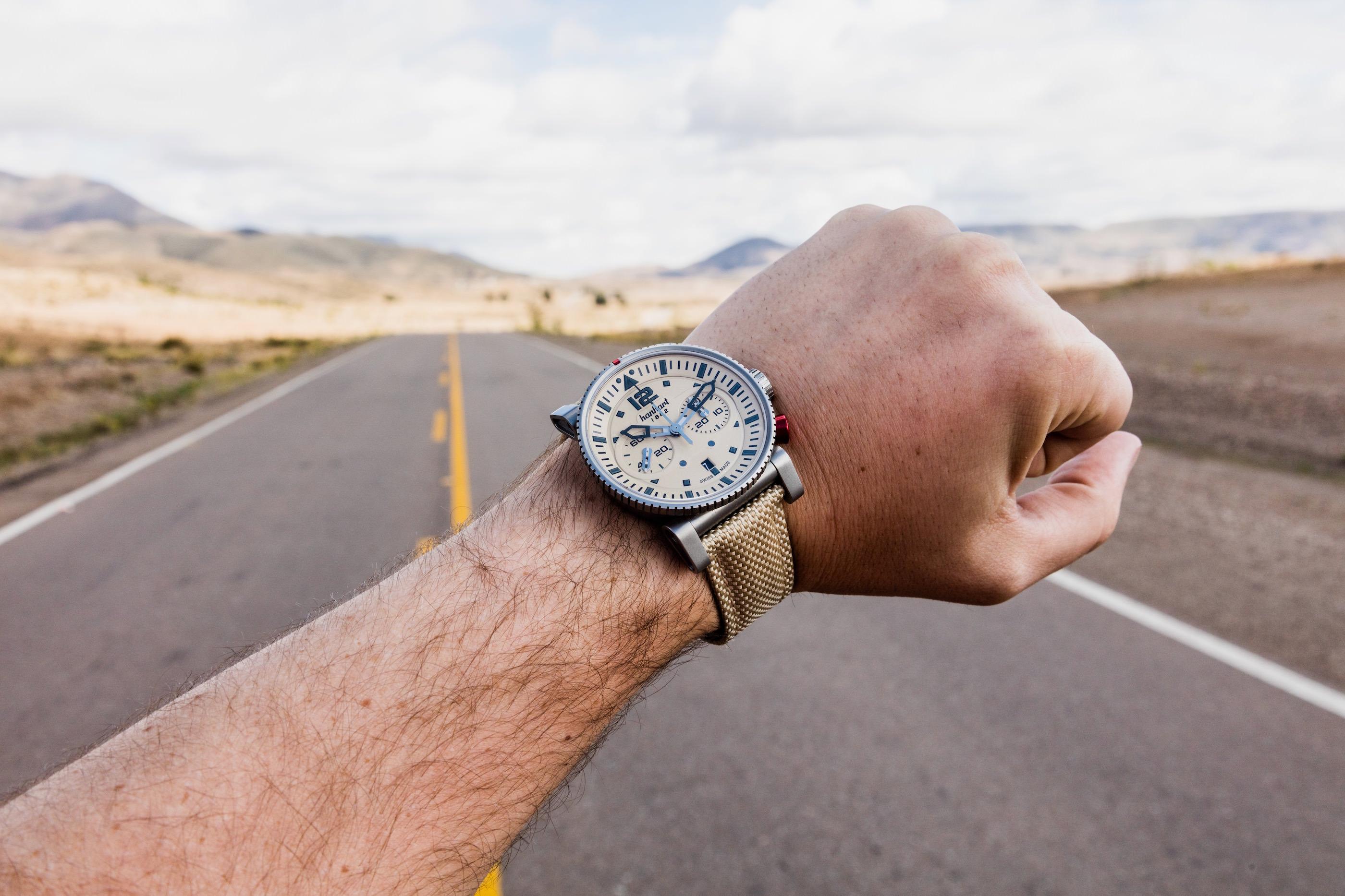 Die Hanhart Primus Desert Pilot