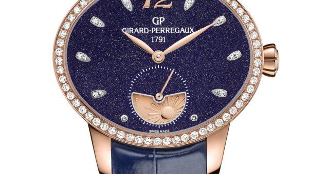 Girard-Perregaux präsentiert Cat's Eye Aventurin