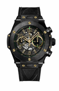 Hublot Big Bang Unico Usain Bolt, all black