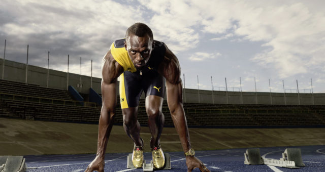 Limited Edition: Big Bang Unico Usain Bolt von Hublot