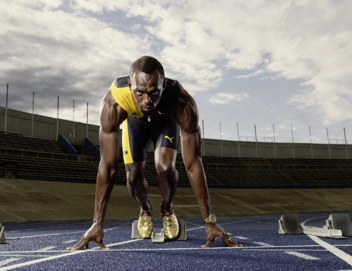 Limited Edition: Big Bang Unico Usain Bolt von Hublot