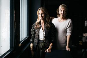 Schmuckdesignerin Carolina Bucci (links) & Uhrendesignerin Jacqueline Dimier