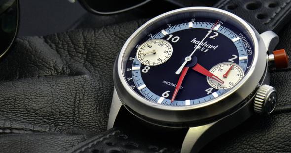 Die Top 3 Chronographen von Hanhart