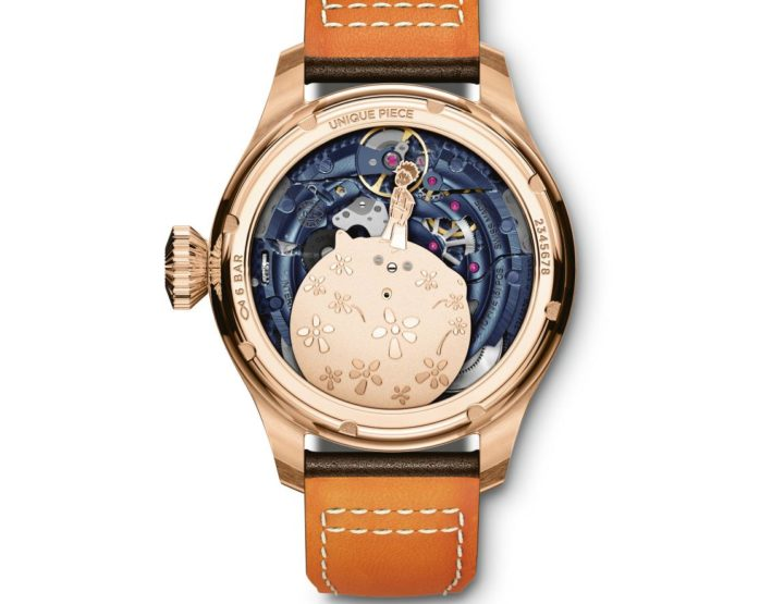 IWC: Charity-Auktion bei Sotheby's