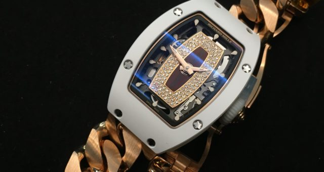 Richard Mille: New in Shop for X-Mas