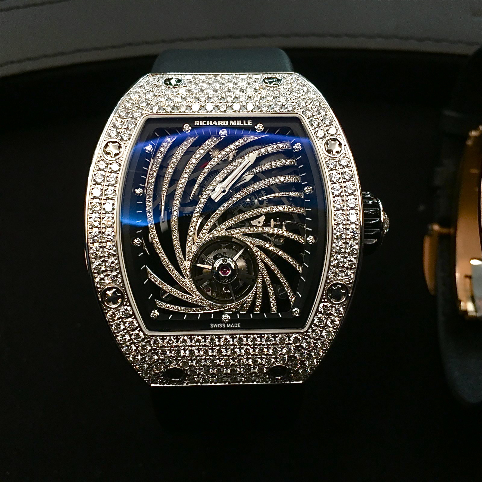 Richard Mille Tourbillon RM 51-02 Diamond Twister