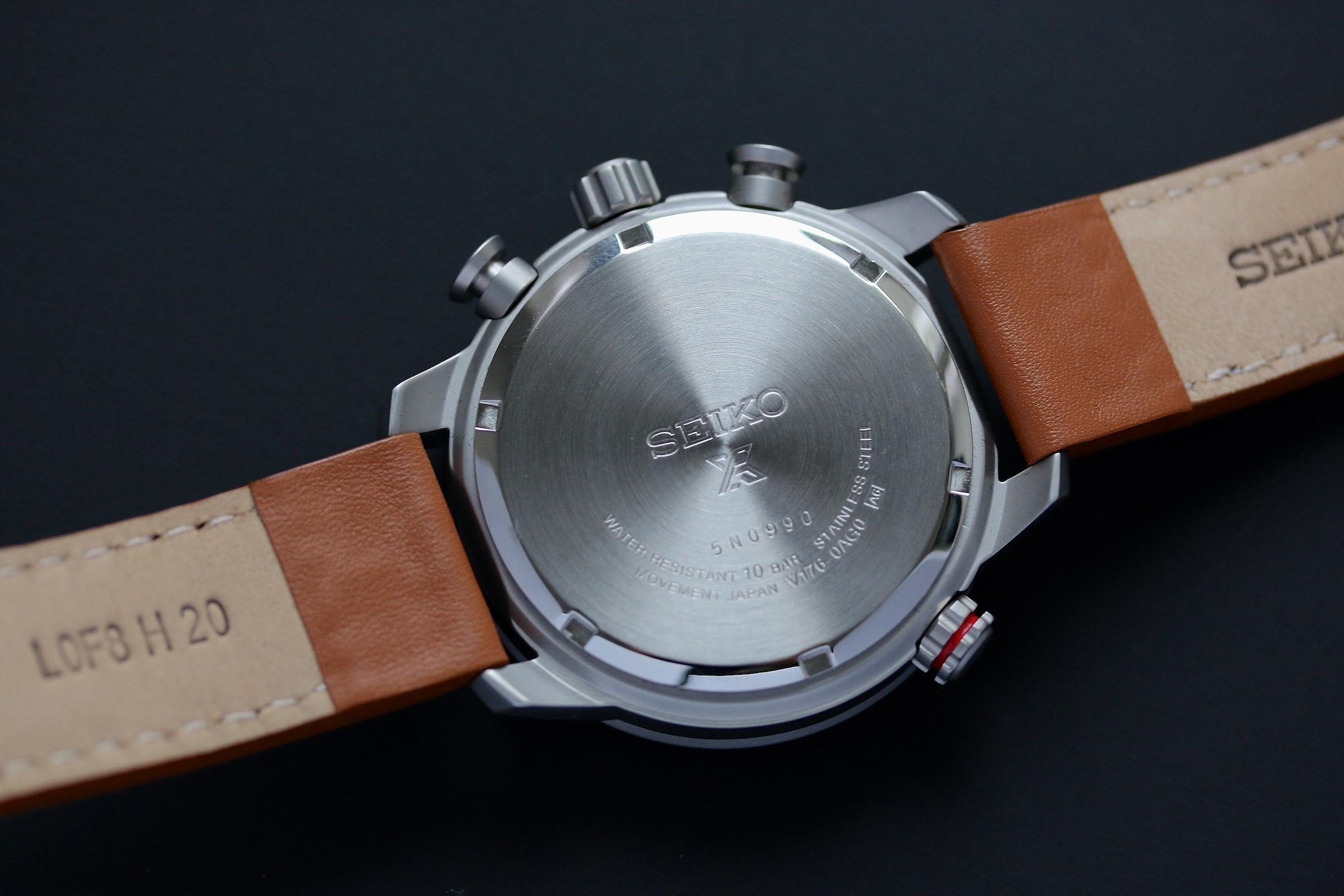 Die Seiko Solar SSC421P1