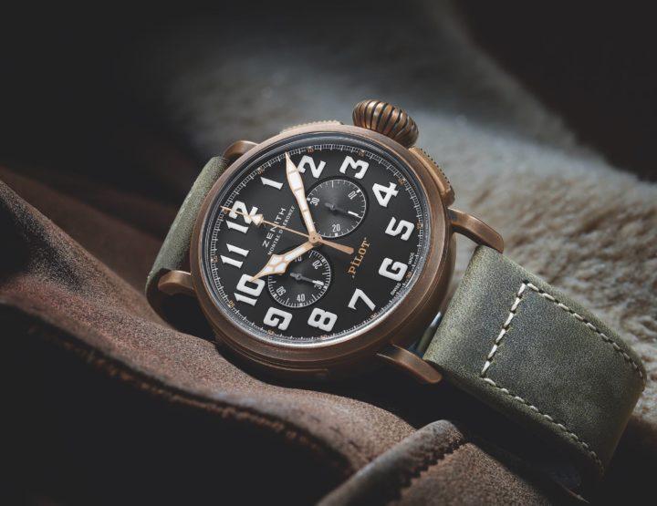 Der neue Zenith Pilot Extra Spezial Chronograph