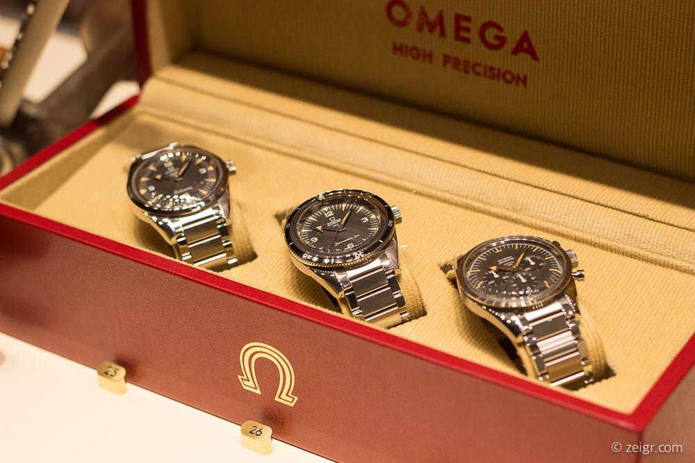 Omega 1957 Trilogy