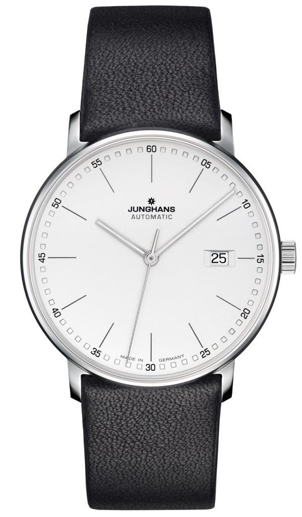 Eine Uhr für jede Gelegenheit und für jede Zeit – diesen Wunsch lässt Junghans mit der neuen FORM wahr werden.