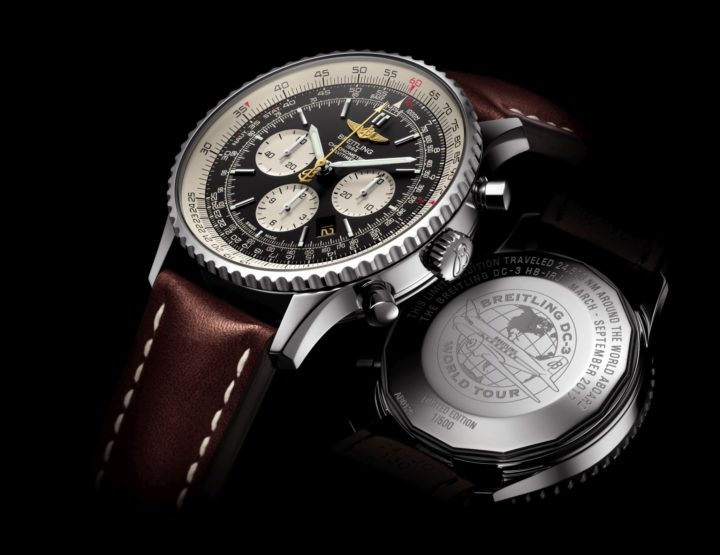 Limited Edition: Navitimer Breitling DC-3