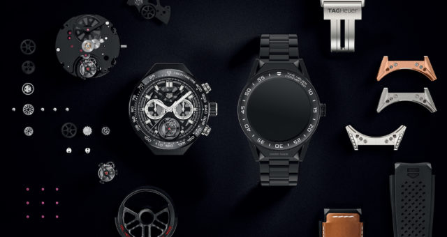 Die Tag Heuer Connected Modular 45