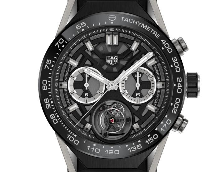 Tag Heuer produziert Tourbillon-Uhrwerk Nr.1000