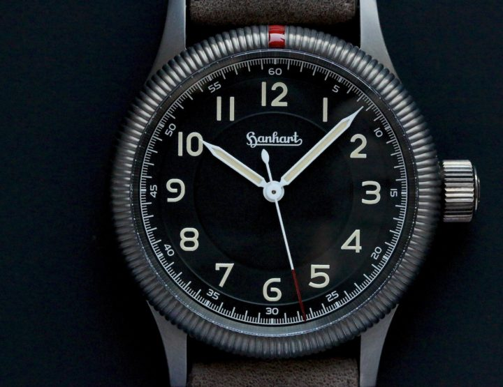 Die Hanhart Watchlounge Edition