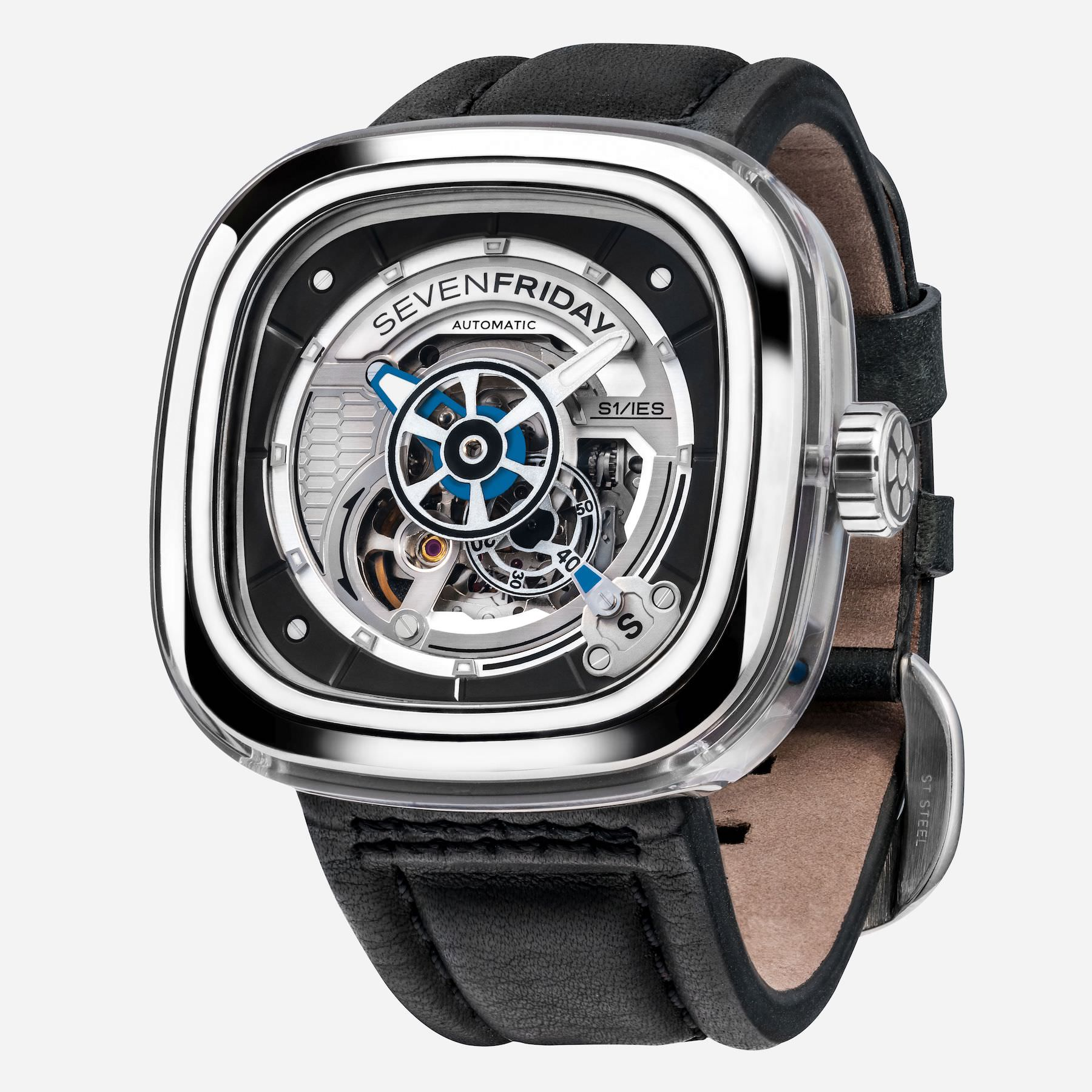 Die Sevenfriday S1-01 Oblique