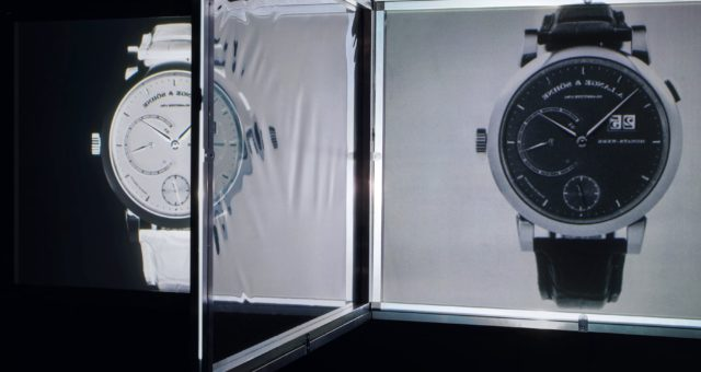 A. Lange & Söhne Kunstprojekt: A Journey into Grey