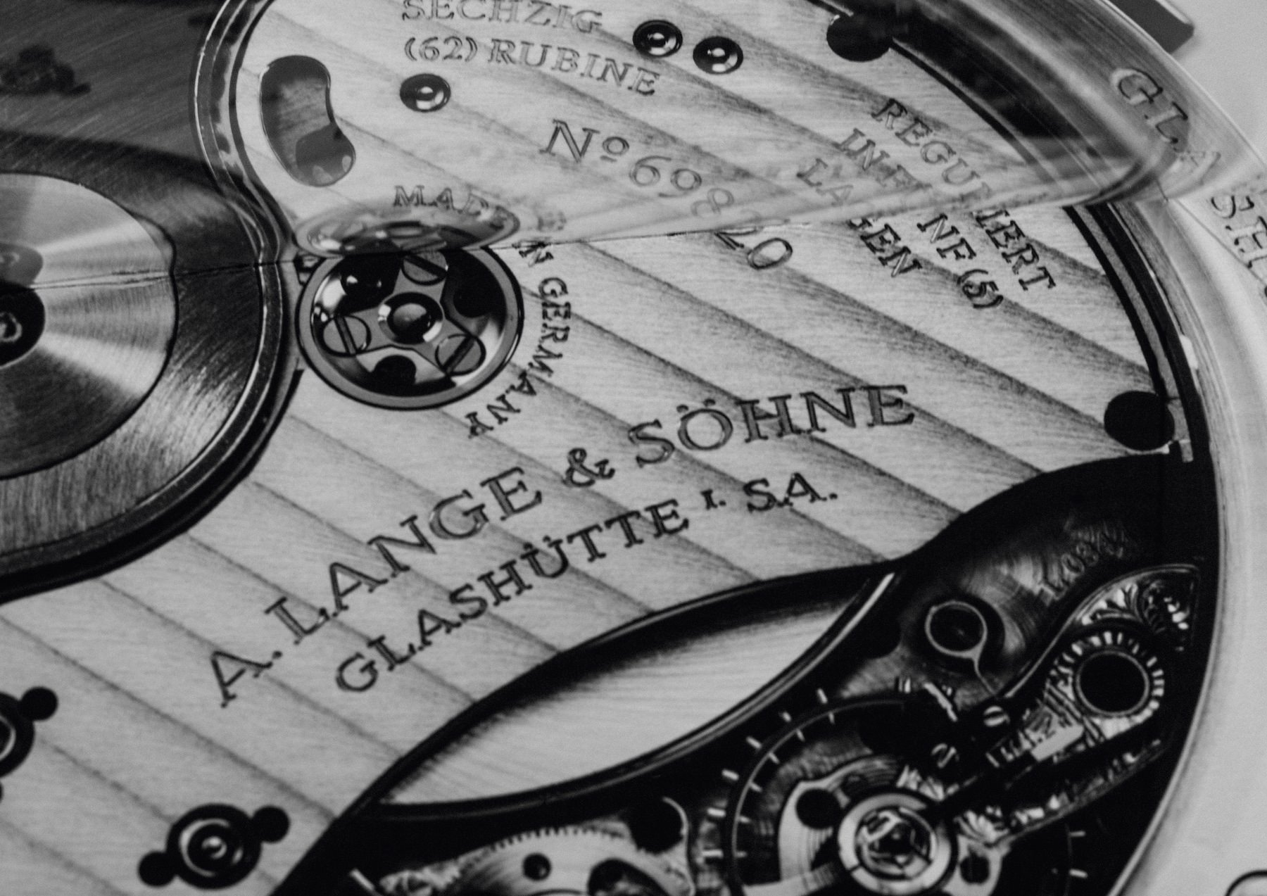 A. Lange & Söhne: A Journey into Grey
