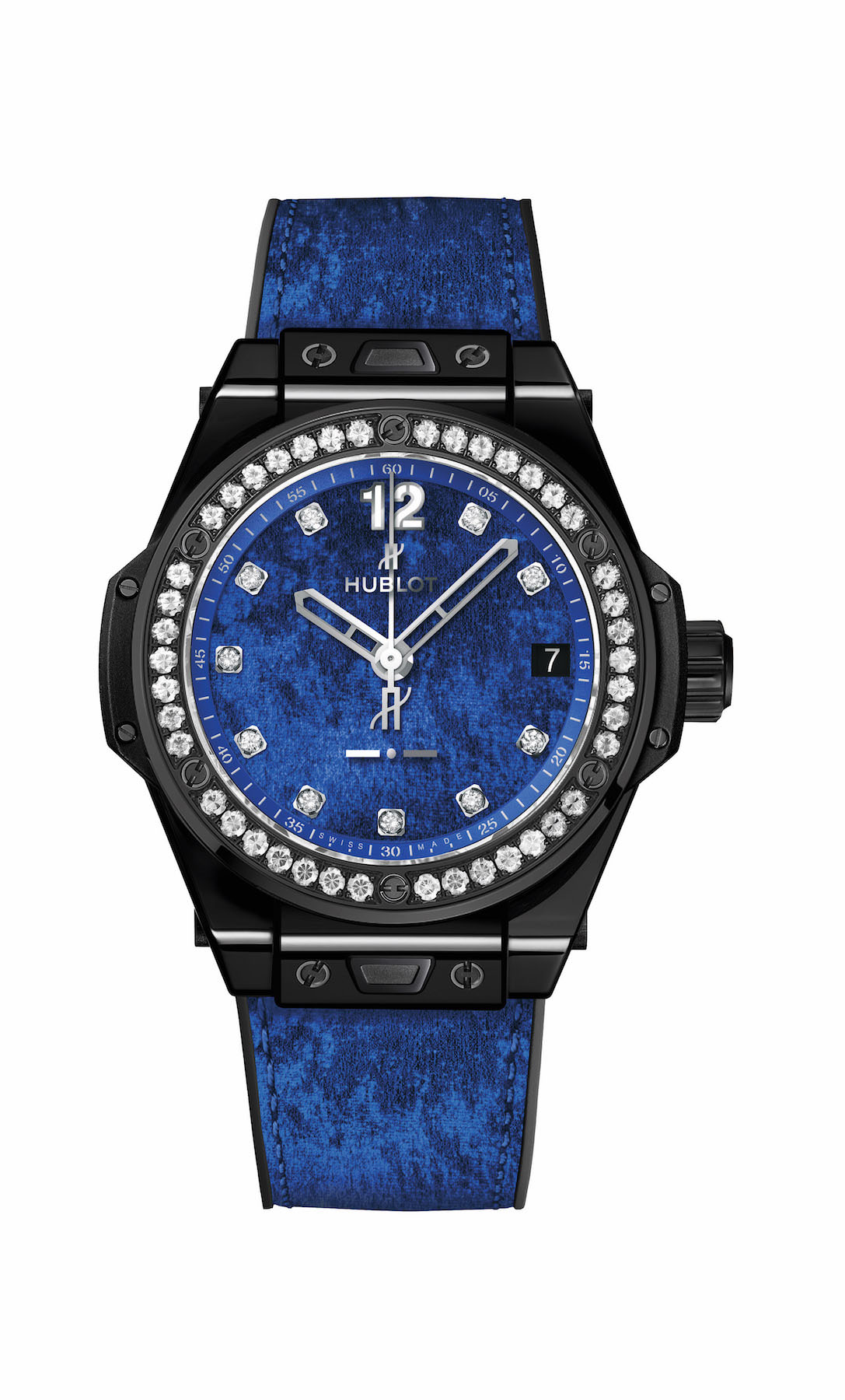 Die Hublot Big Bang One Click Italia Independent