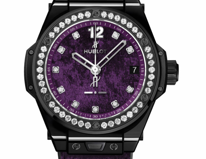 Die neue Hublot Big Bang One Click Italia Independent für Ladies