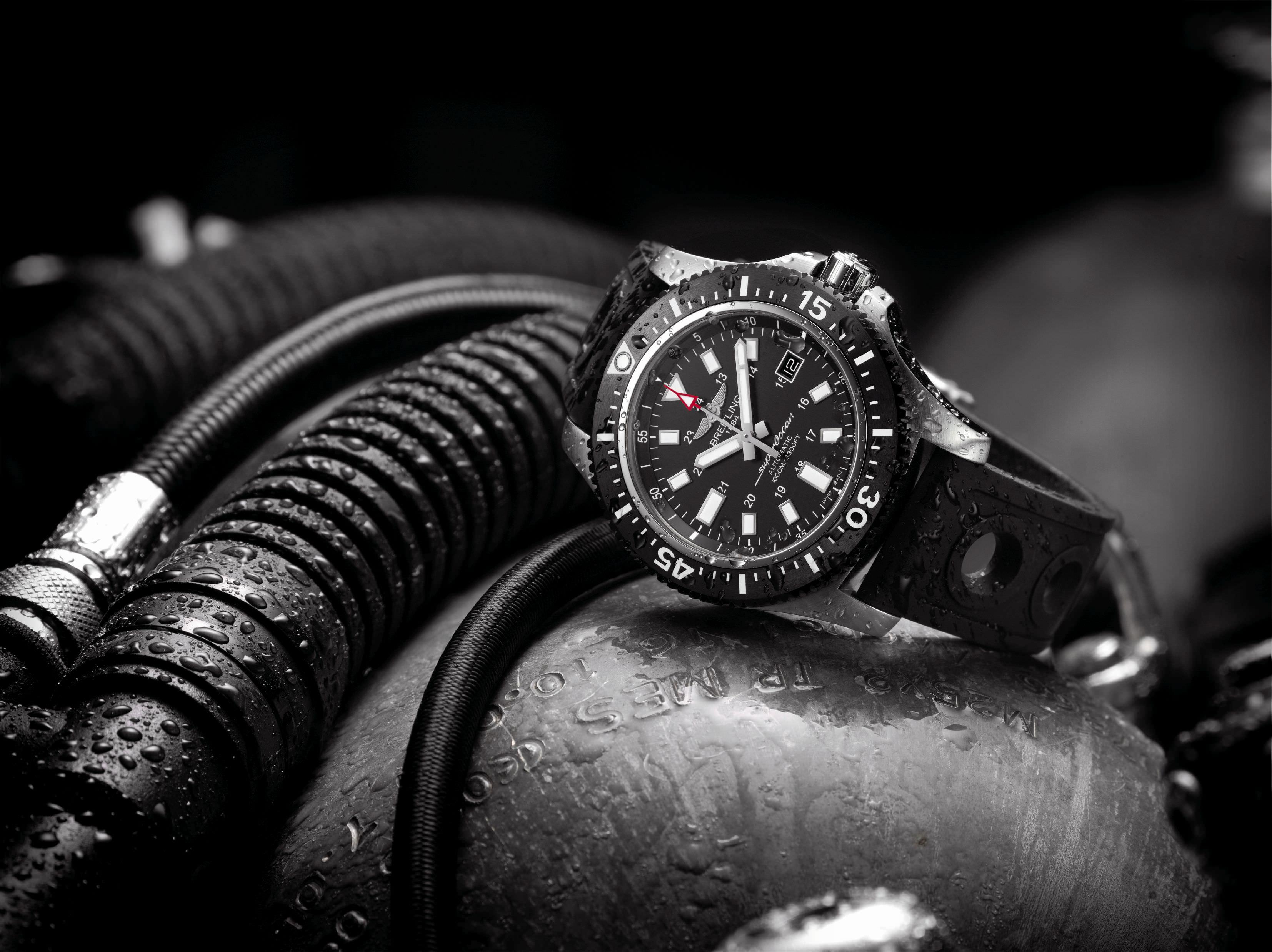 Die Breitling Superocean 44 Special