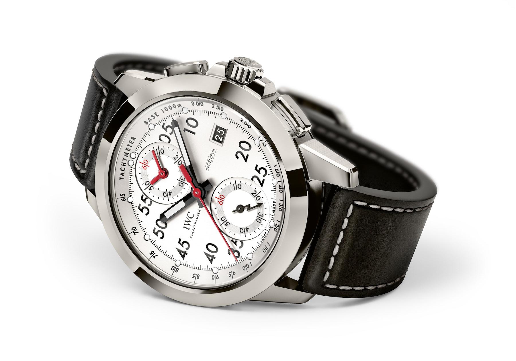 Die IWC Ingenieur Chronograph Sport AMG