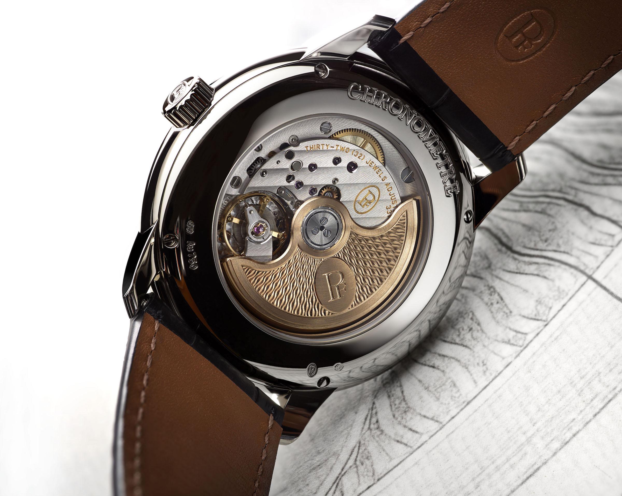 Die Parmigiani Toric Chronometre