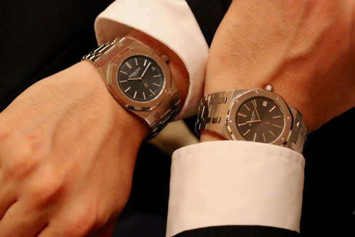 Audemars Piguet & Watchlounge: Exklusives Uhrendinner