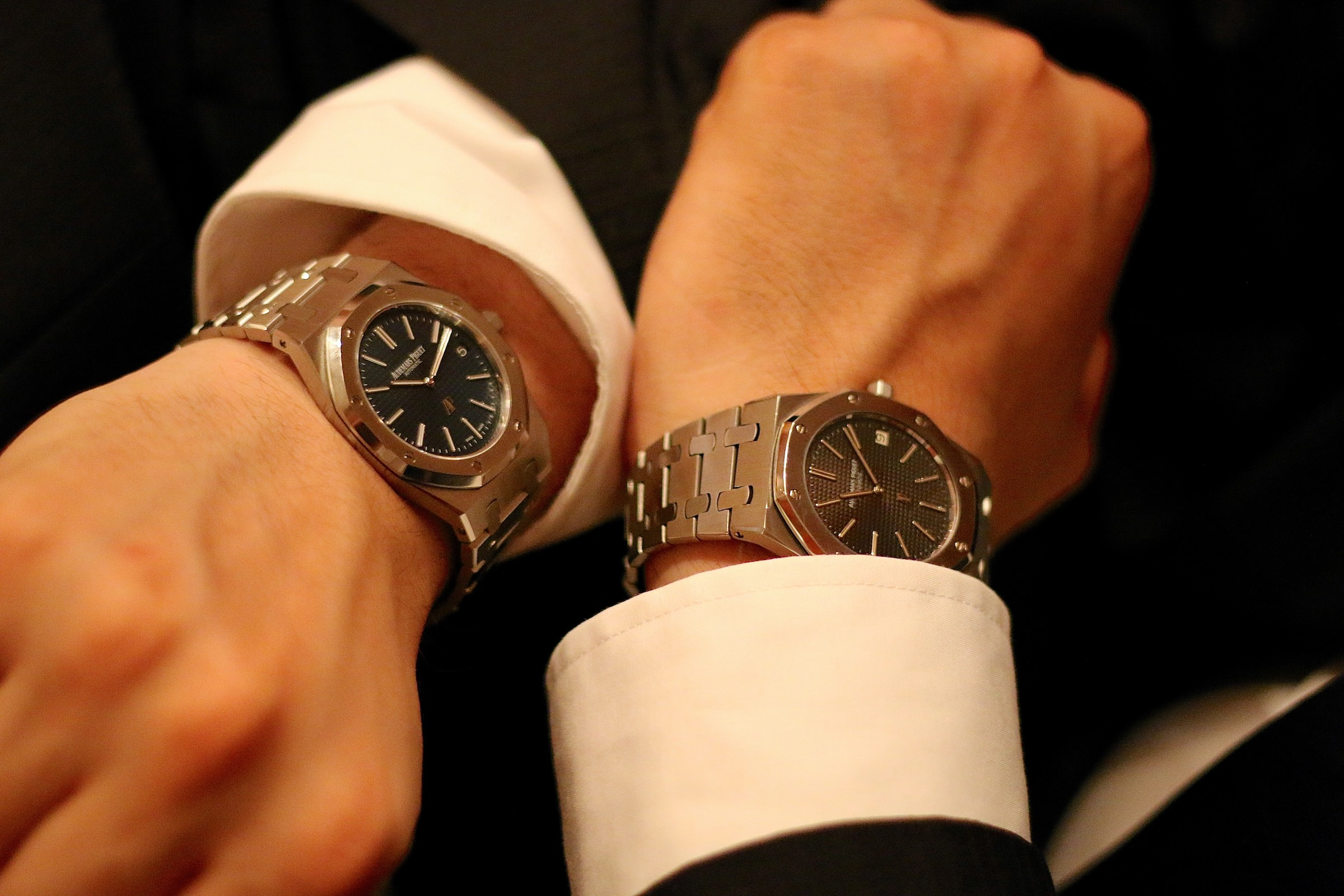 Uhrendinner von Audemars Piguet und Watchlounge