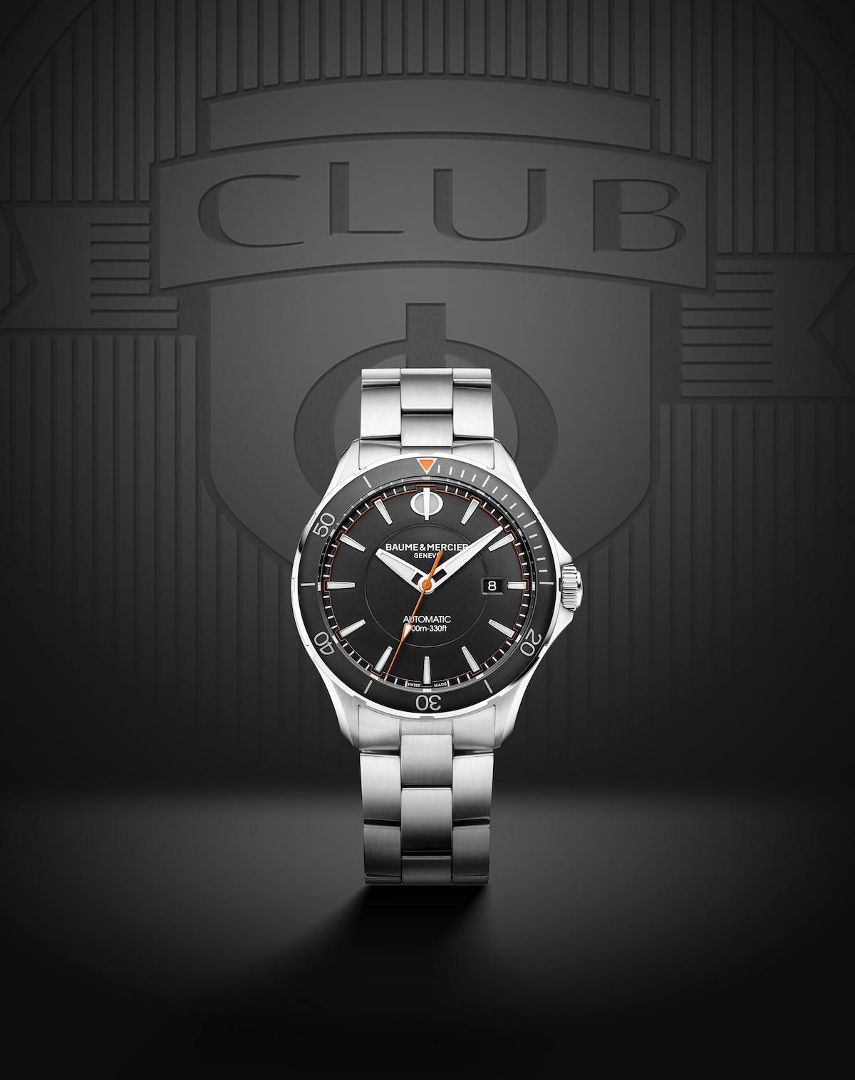 Die Baume & Mercier Clifton Club
