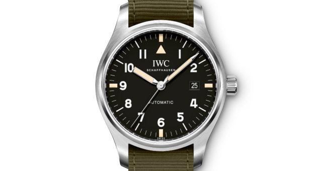 IWC und die neue Mark XVIII