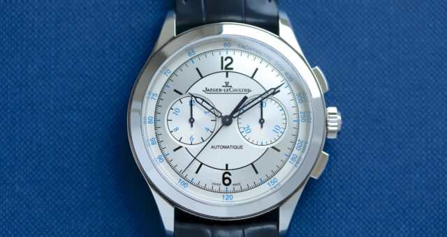 Die neue Jaeger-LeCoultre Master Chronograph