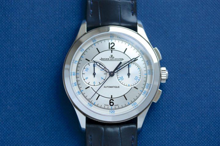Im Fokus: Die neue Jaeger-LeCoultre Master Chronograph