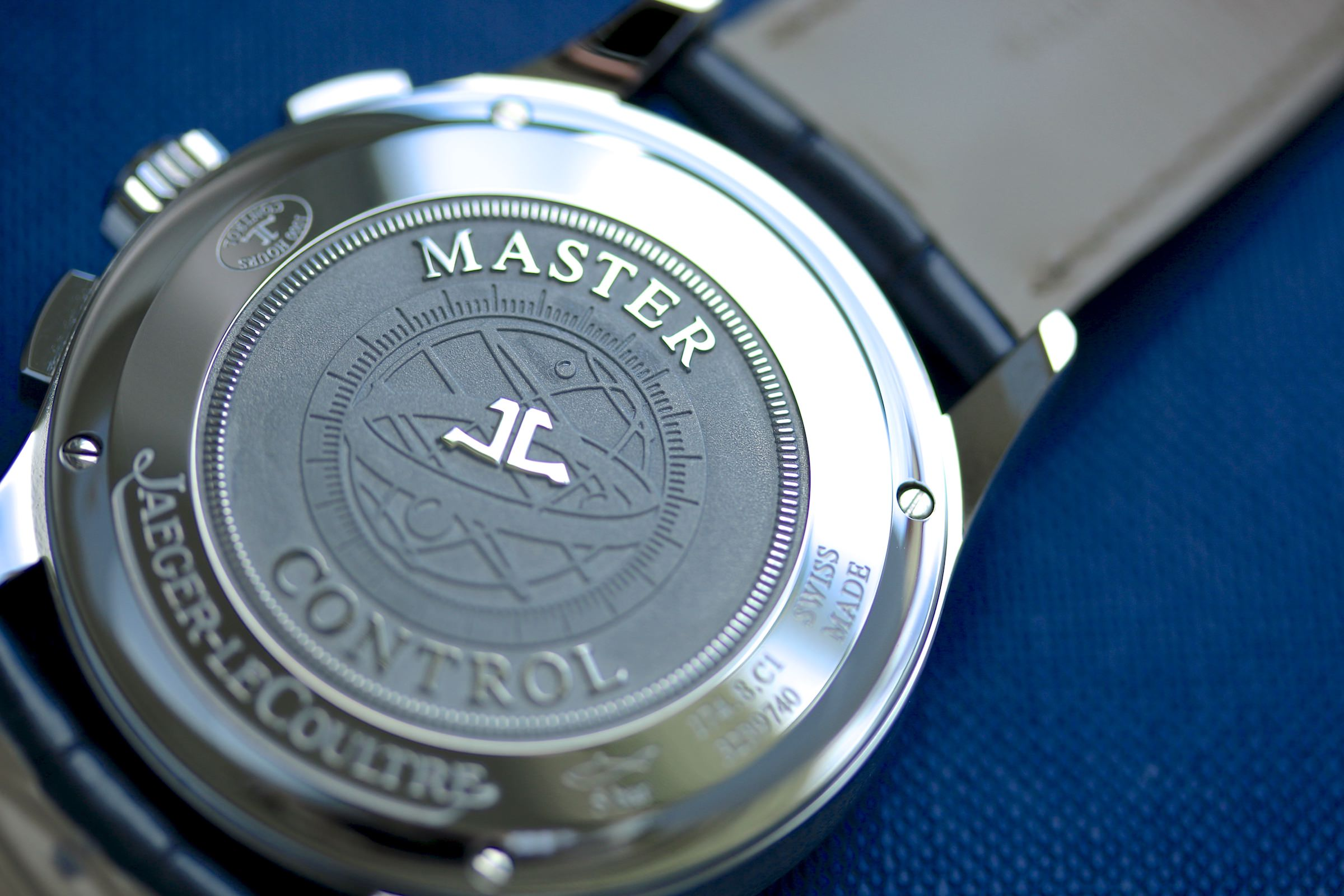 Die Jaeger-LeCoultre Master Chronograph