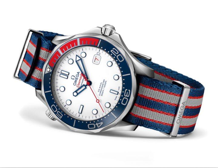 Die neue Omega Seamaster 300M 'Commander's Watch'