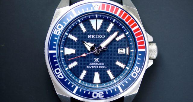 Die Seiko Prospex Diver