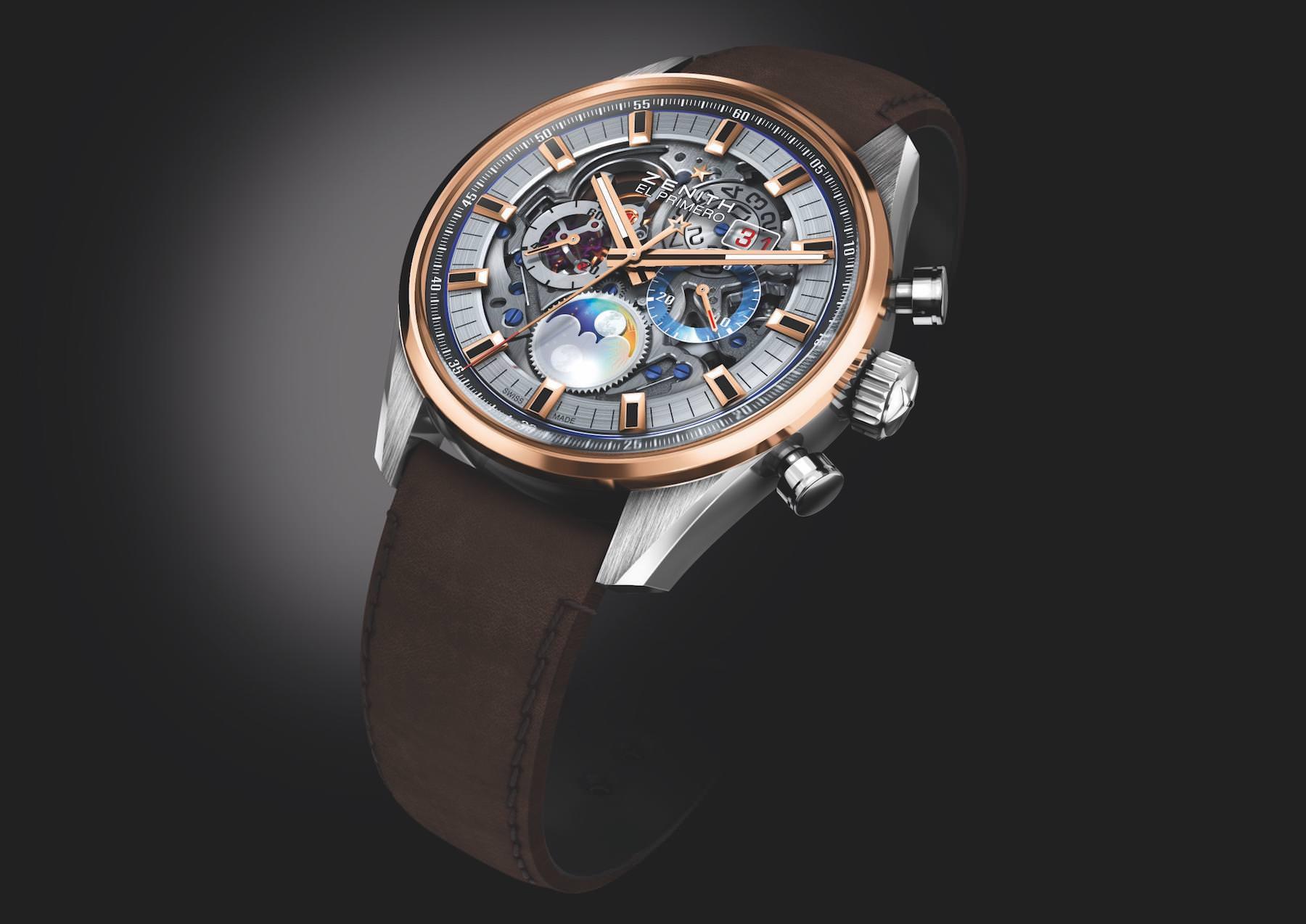 Die neue Zenith Chronomaster El Primero
