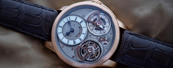 "Born independent, Combating gravity – 5 Original Tourbillon Watches from ""Indie"" watchmakers"