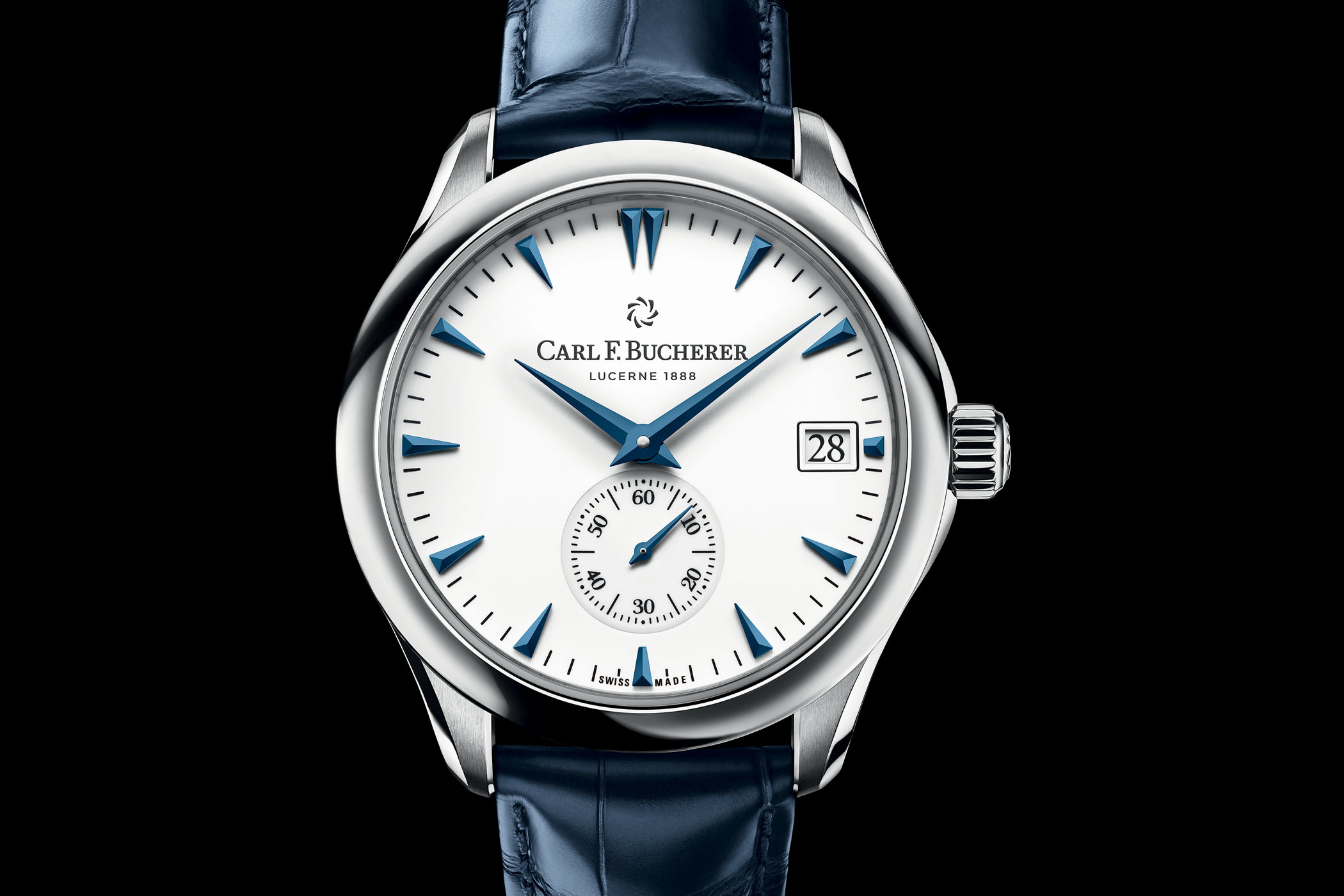 Carl F. Bucherer Manero Peripheral Only Watch 2017 Unique Piece